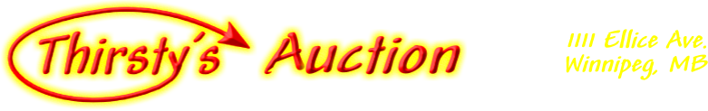 Thirsty's Auction logo